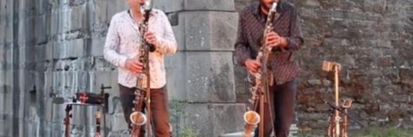 [vidéo] DUO CABARET-ROCHER à Nantes // 28.07.2020