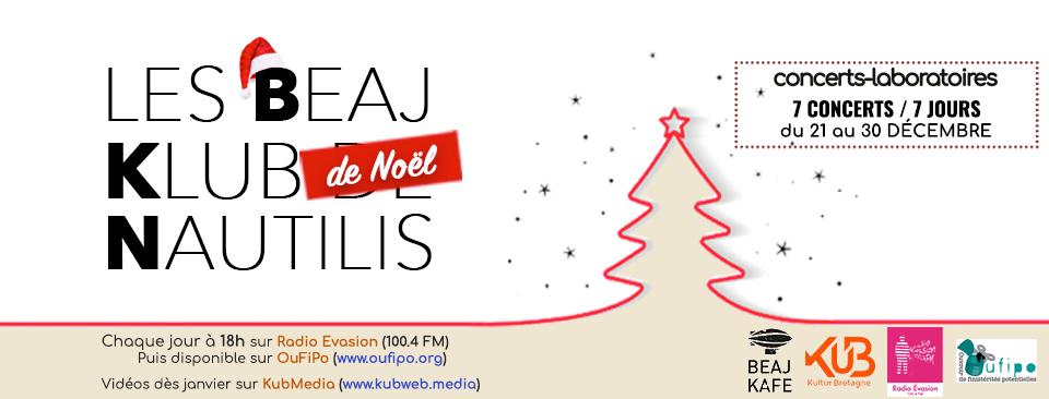 [événement] BEAJ KLUB de Noël !