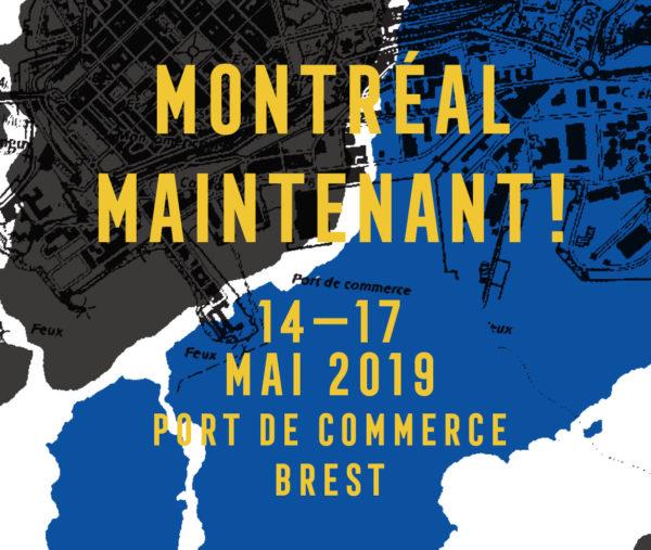Montréal Maintenant 2019