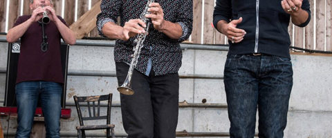 Duo Cabaret Rocher + Youenn Lange (Festival Aérolithes)
