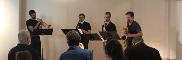 Duo Cabaret-Rocher à Paris («Un nouveau souffle»)