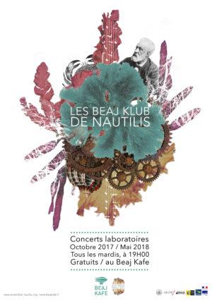 La nouvelle programmation des Beaj Klub de Nautilis