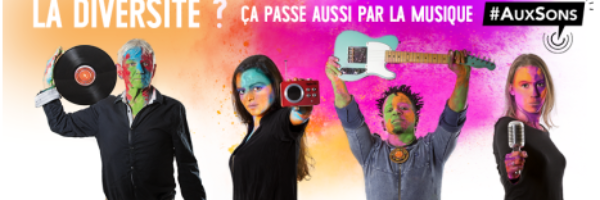 Campagne nationale : #Aux Sons Citoyens !