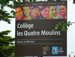 Un jumelage entre l'Ensemble Nautilis et le collège des Quatre Moulins, à Brest