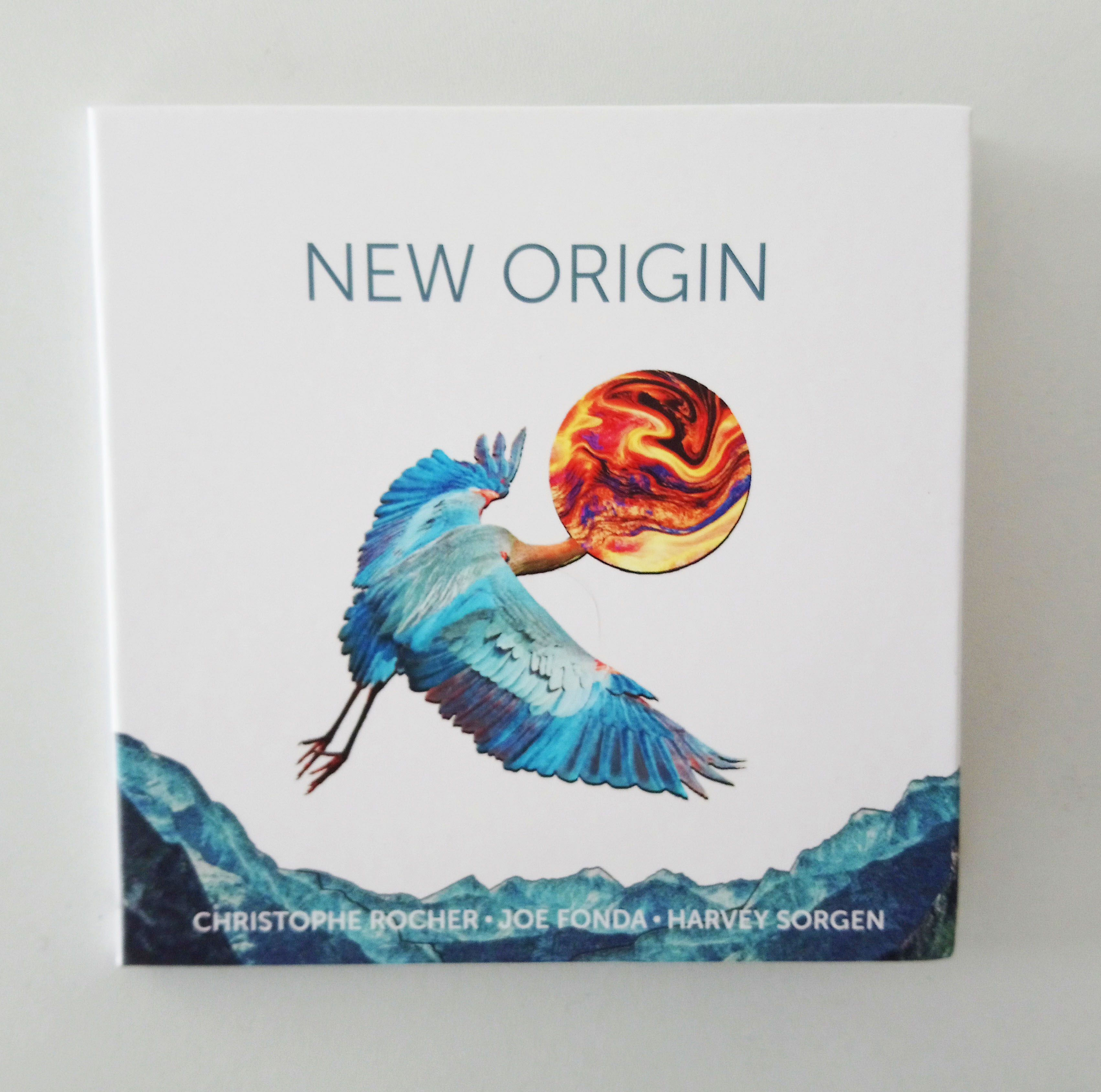NEW ORIGIN, l'album