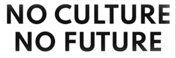 Lettre ouverte – No culture / No future